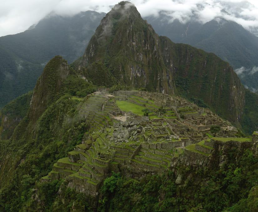 インカ帝国 マチュ・ピチュ アンデス文明 南北アメリカ文明
