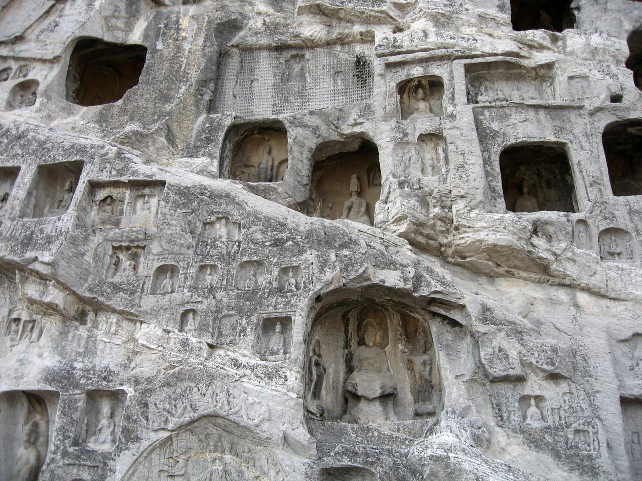 龍門石窟の画像 p1_15