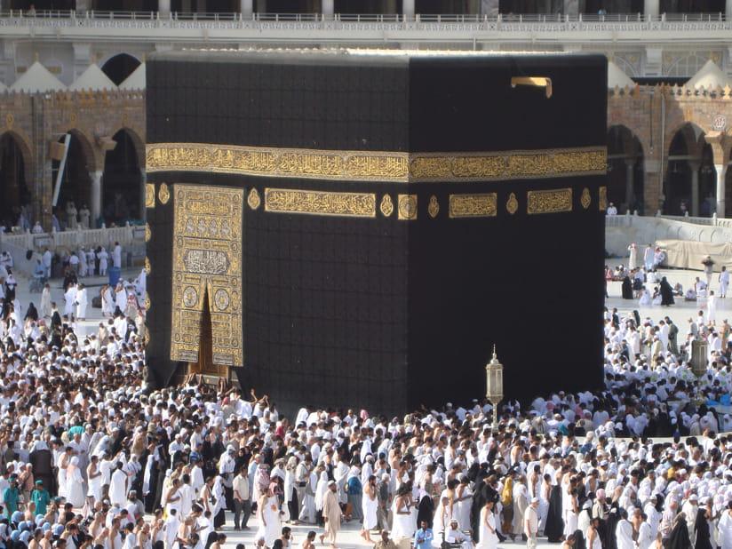16.イスラーム世界の形成 預言者ムハンマド カアバ神殿