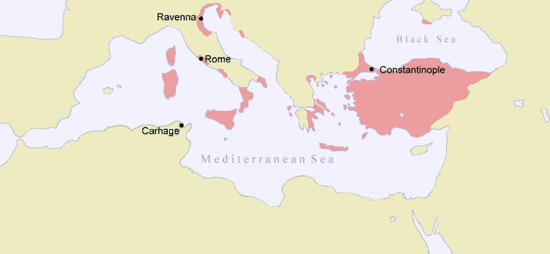東ローマ帝国   世界の歴史まっぷ