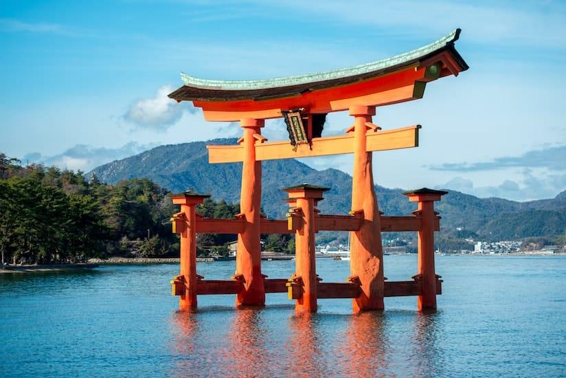 厳島神社   世界の歴史まっぷ