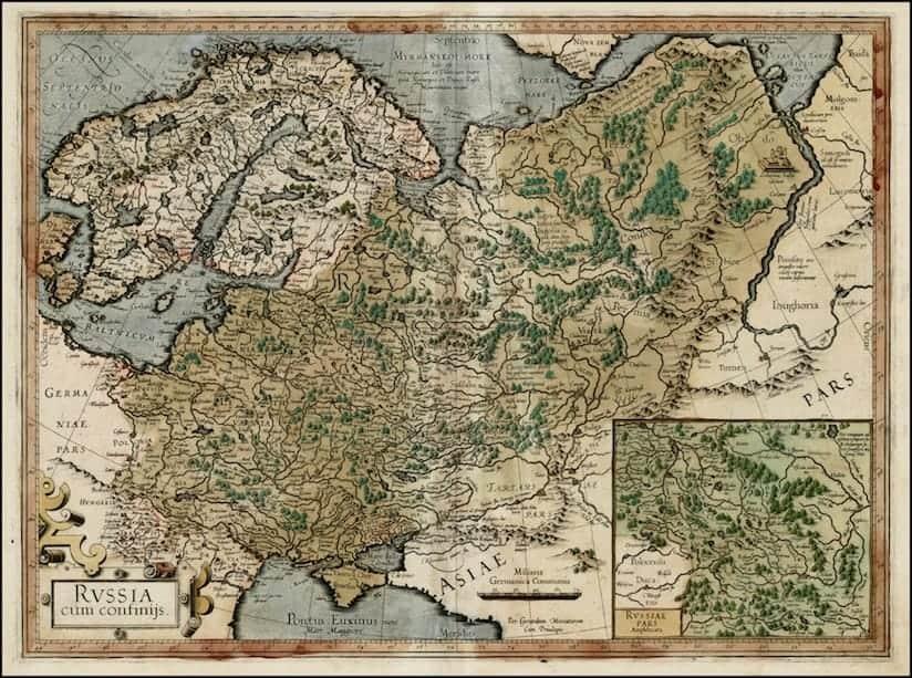 ロシア・ツァーリ国   世界の歴史まっぷ