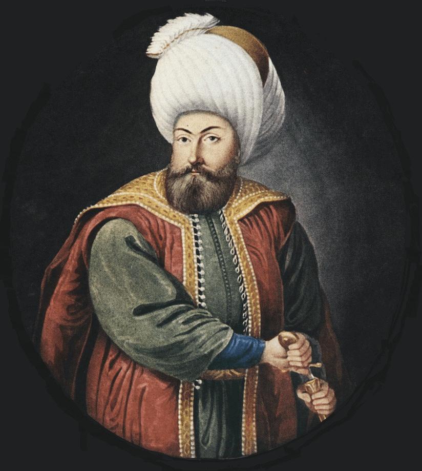 オスマン1世 | 世界の歴史まっぷ