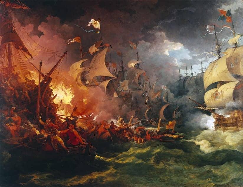 アルマダの海戦