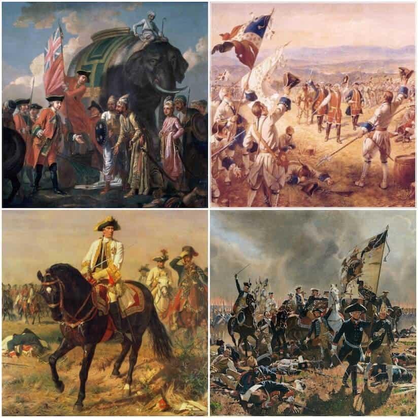 インディアン 戦争 フレンチ