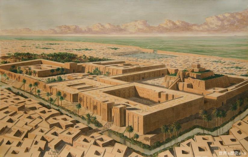 都市国家 シュメール シュメール人とセム語系諸族